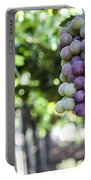 Grapes On Vine 2 Portable Battery Charger