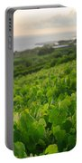 Grapevines And Islet Portable Battery Charger