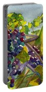 Grapevines Portable Battery Charger