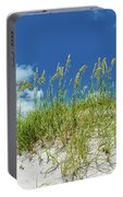 Grass On The Beach, Bill Baggs Cape Portable Battery Charger