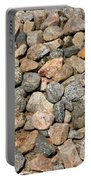 Gravel Stones Portable Battery Charger