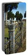 Graveyard Art Portable Battery Charger