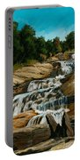 Graveyard Falls Blue Ridge Parkway Portable Battery Charger