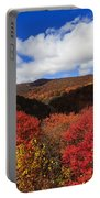 Graveyard Fields In The Mountains Portable Battery Charger