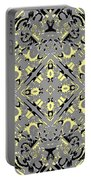 Gray And Yellow No. 1 Portable Battery Charger