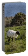 Grazing By The Sea Portable Battery Charger