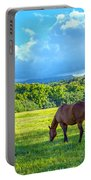 Grazing In Paradise Portable Battery Charger