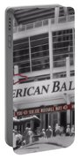 Great American Ball Park And The Cincinnati Reds Portable Battery Charger