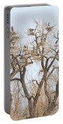 Great Blue Heron Colony Portable Battery Charger