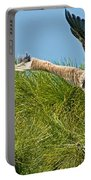 Great Blue Herons Portable Battery Charger