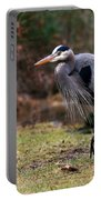Great Blue On The Clinch River IIi Portable Battery Charger