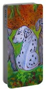 Great Dane Pups Portable Battery Charger