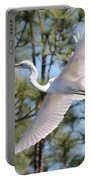 Great Egret Spirit Portable Battery Charger