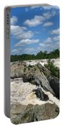 Great Falls On The Potomac Portable Battery Charger