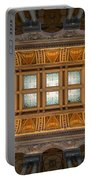 Great Hall Ceiling Library Of Congress Portable Battery Charger