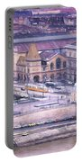 Great Market Hall Budapest Portable Battery Charger