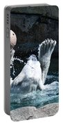 Great Polar Catch By Willie Portable Battery Charger