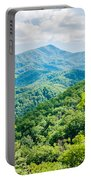 Great Smoky Mountains National Park Near Gatlinburg Tennessee. Portable Battery Charger