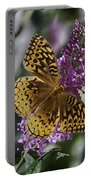 Great Spangled Fritillary Portable Battery Charger