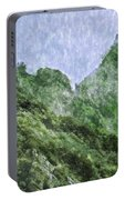Great Wall 0043 -  Watercolor 2 Sl Portable Battery Charger
