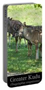 Greater Kudu Portable Battery Charger