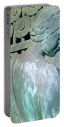 Grecian Goddess Portable Battery Charger