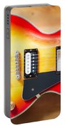 Greco Guitar Body Portable Battery Charger