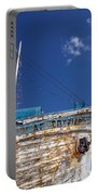 Greek Fishing Boat Portable Battery Charger