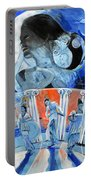 Greek Goddesses Portable Battery Charger