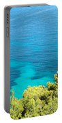 Greek Sea View Portable Battery Charger