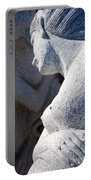 Greek Statues Portable Battery Charger