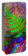 Green - Against The Grain Portable Battery Charger
