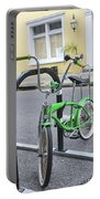 Green Bike Portable Battery Charger