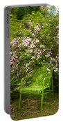 Green Chair Portable Battery Charger