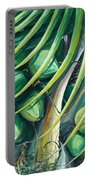 Green Coconuts  2  Portable Battery Charger