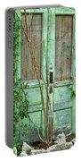 Green Cottage Doors Portable Battery Charger