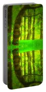 Green Day Dreams Portable Battery Charger