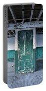Green Door Portable Battery Charger