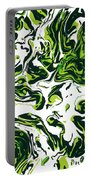 Green Fiction Portable Battery Charger