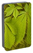 Green Leaves Series Portable Battery Charger