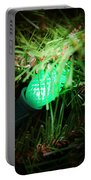 Green Light Portable Battery Charger