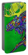 Green Mega Moose Portable Battery Charger