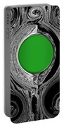 Green Mirror Portable Battery Charger
