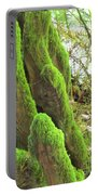 Green Moss Portable Battery Charger