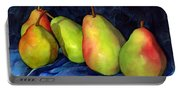 Green Pears Portable Battery Charger
