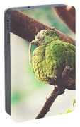 Green Pigeon Portable Battery Charger