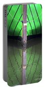 Green Reflection Portable Battery Charger