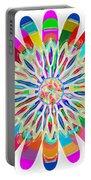 Green Revolution Chakra Mandala Art Yoga Meditation Tools Navinjoshi  Rights Managed Images Graphic  Portable Battery Charger