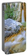 Green River Waterfalls Portable Battery Charger