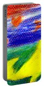 Green Sean Turtles Portable Battery Charger